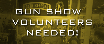 Gun Show Volunteers Needed!