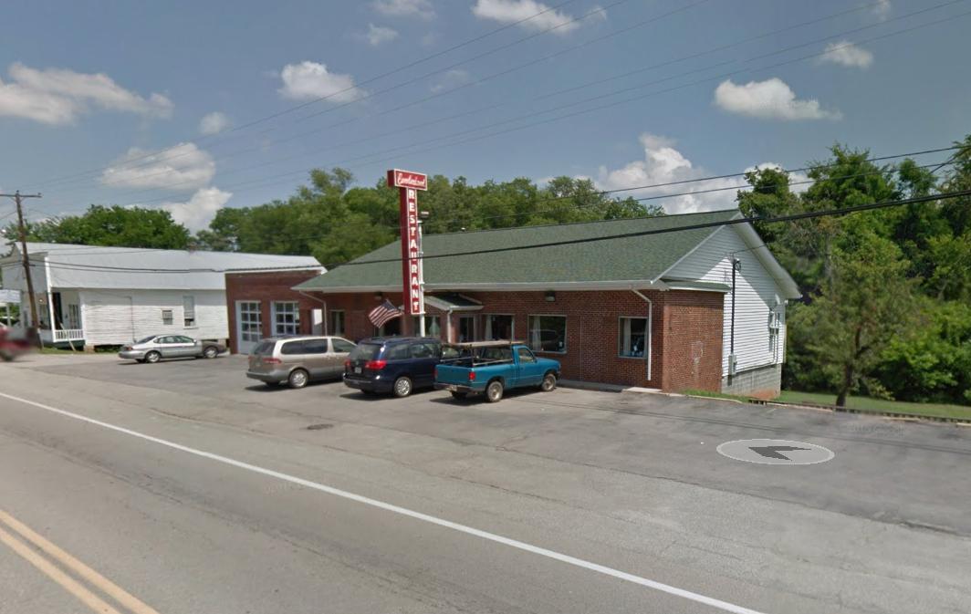 Diner, Cumberland Virginia